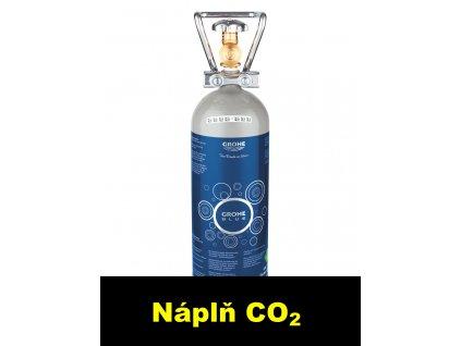 GB1003 Tlakova lahev GB napln CO2