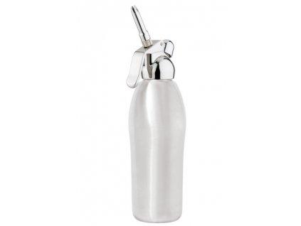 Šlehačková láhev LISS CREAM_001_PROFI_J 1 litr celonerezová jednorázové bombičky