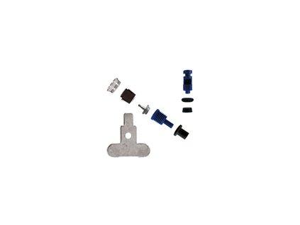 Univerzální sada komponent pro opravu hlavy lahví SODA a CREAM - včetně jehly (9892)