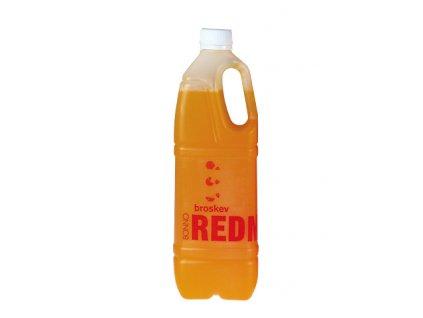 Sirup - nápojový koncentrát Redmax Broskev - 1 litr