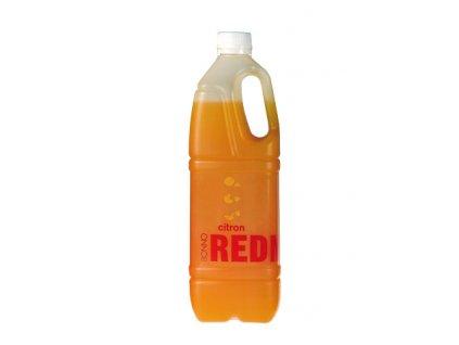 Sirup - nápojový koncentrát Redmax Citron - 1 litr