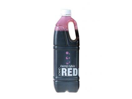 Sirup - nápojový koncentrát Redmax Černý rybíz - 1 litr