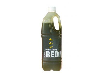 Sirup - nápojový koncentrát Redmax Hrozen & kiwi - 1 litr
