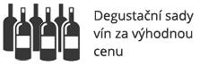 Degustační sady vín výhodně