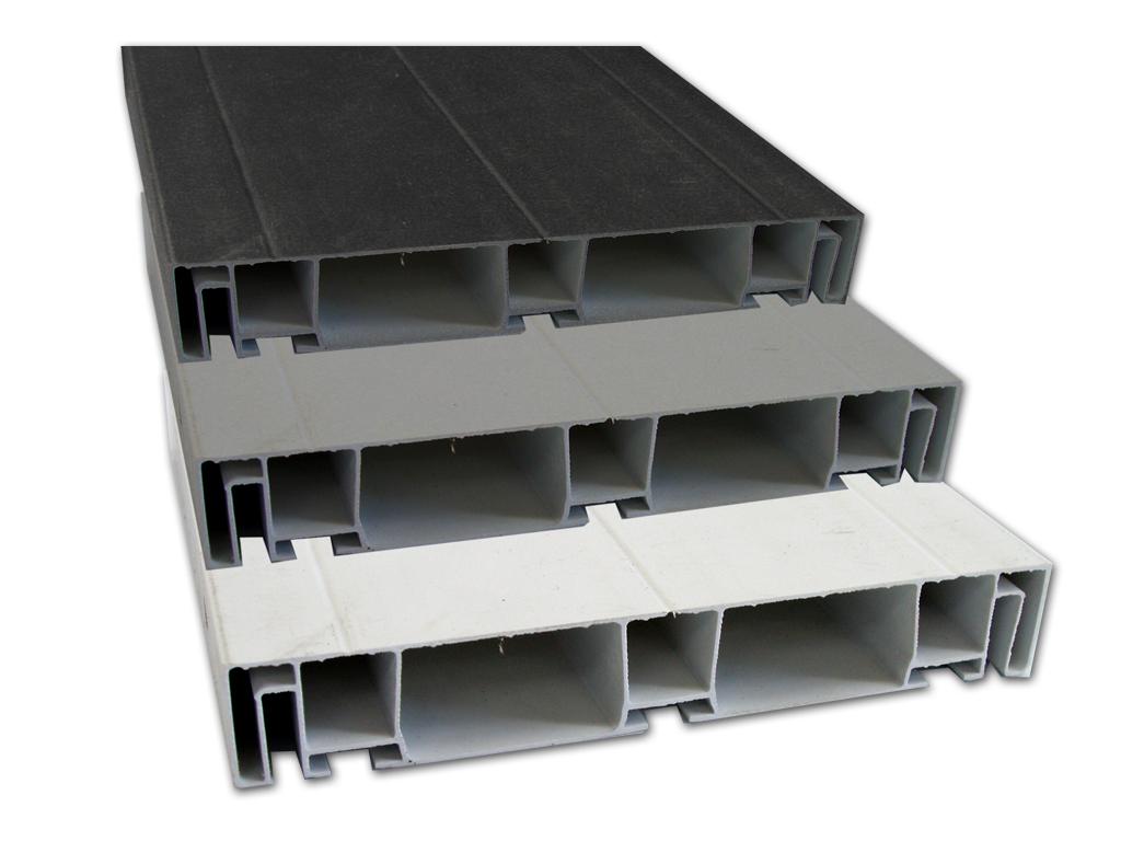 PVC profily
