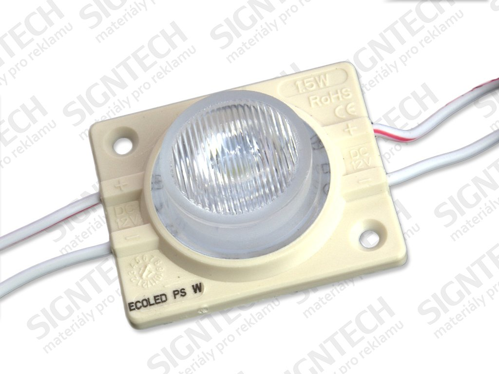 ECO AL modul side LED | 1,5W | 12x56° | 6.500K