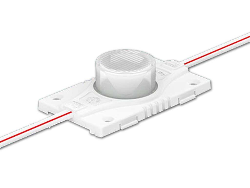 ECO AL modul side LED | 3W | 15x55° | 6.500K