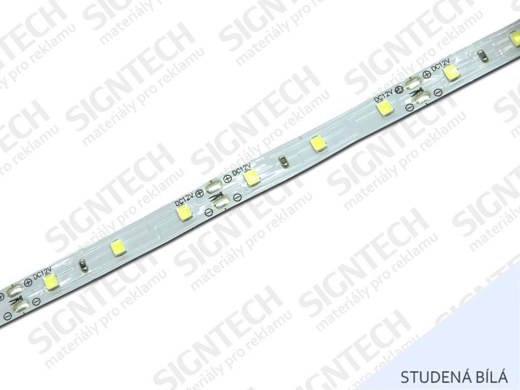 SIGN LED pásek 8 mm | 6 W | 60x2835 | 6.500K | IP20