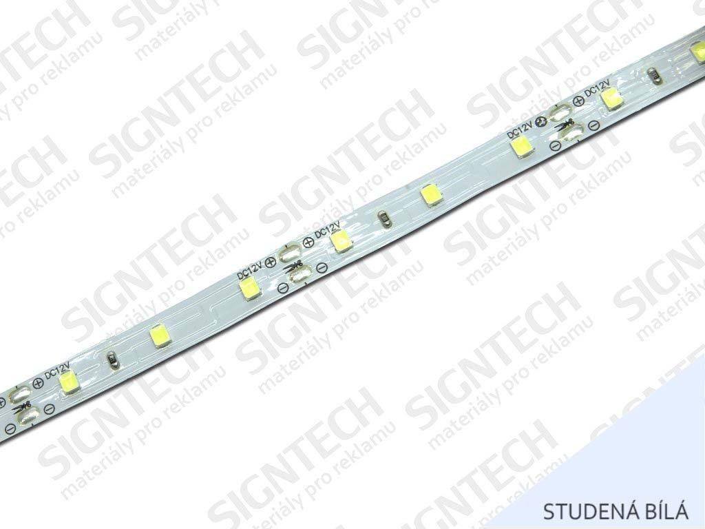 SIGN LED pásek 8 mm | 6 W | 60x2835 | IP33 (Barva světla Neutrální bílá (4000K))