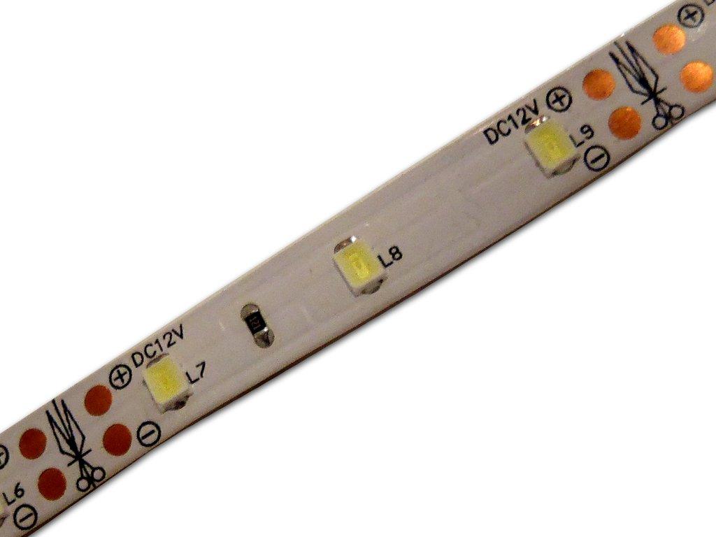 ECO LED pásek 8 mm | 6 W | 60x2835 | IP65 (Barva světla Neutrální bílá (4000K))