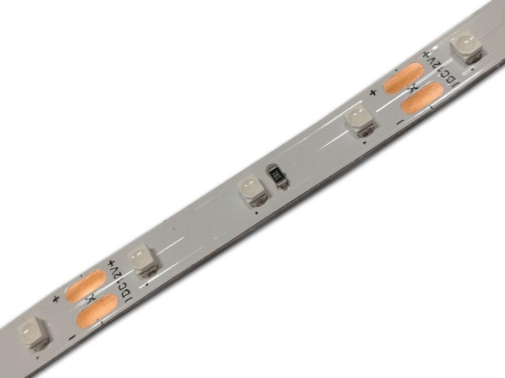 ECO LED pásek 8 mm | 6 W | 60x3528 | IP33 (Barva světla Teplá bílá (3000K))