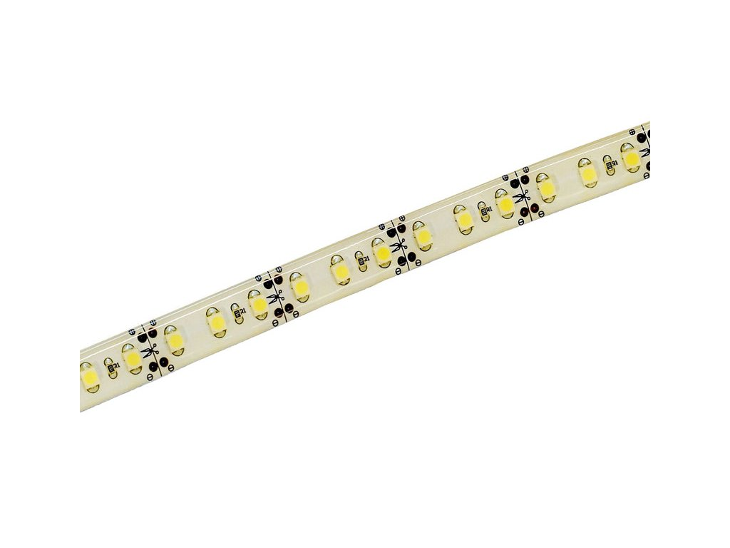 ECO LED pásek 8 mm | 9,6 W | 120x3528 | 6.500K | IP65