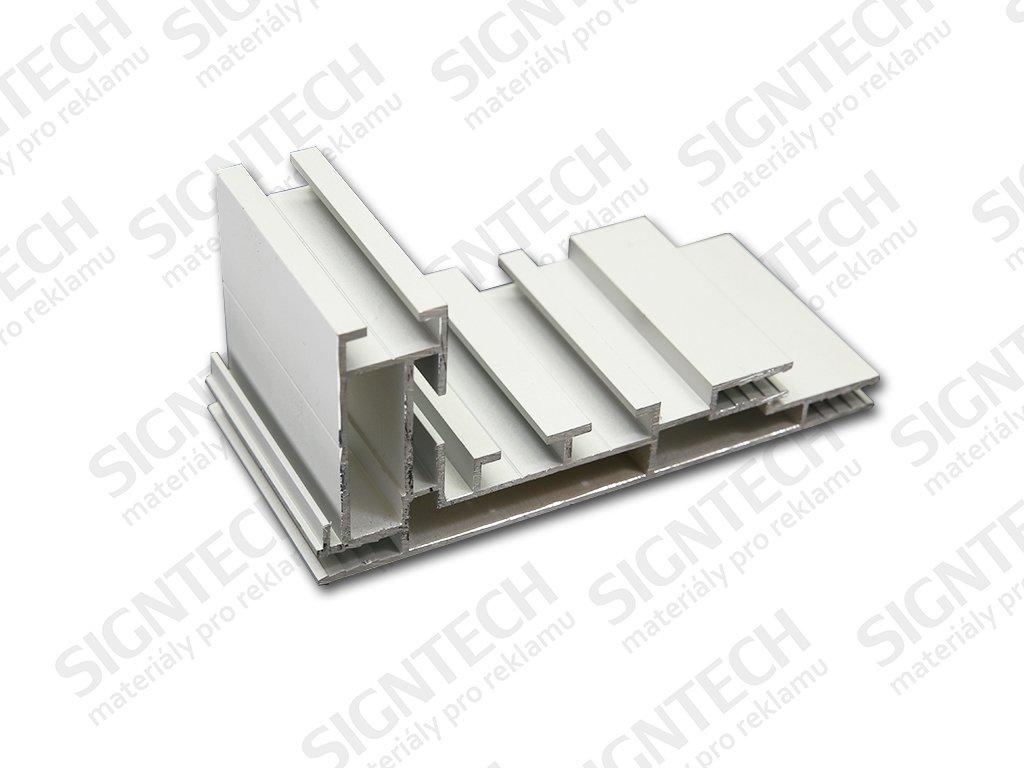 TX PROFIL | 110x50 mm | 6,1 m | elox