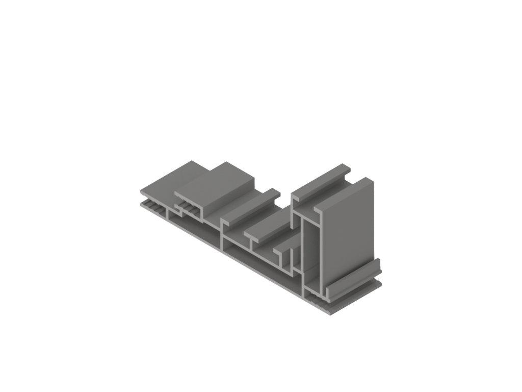 Signtech soft signage hlinikovy profil 5 110mm