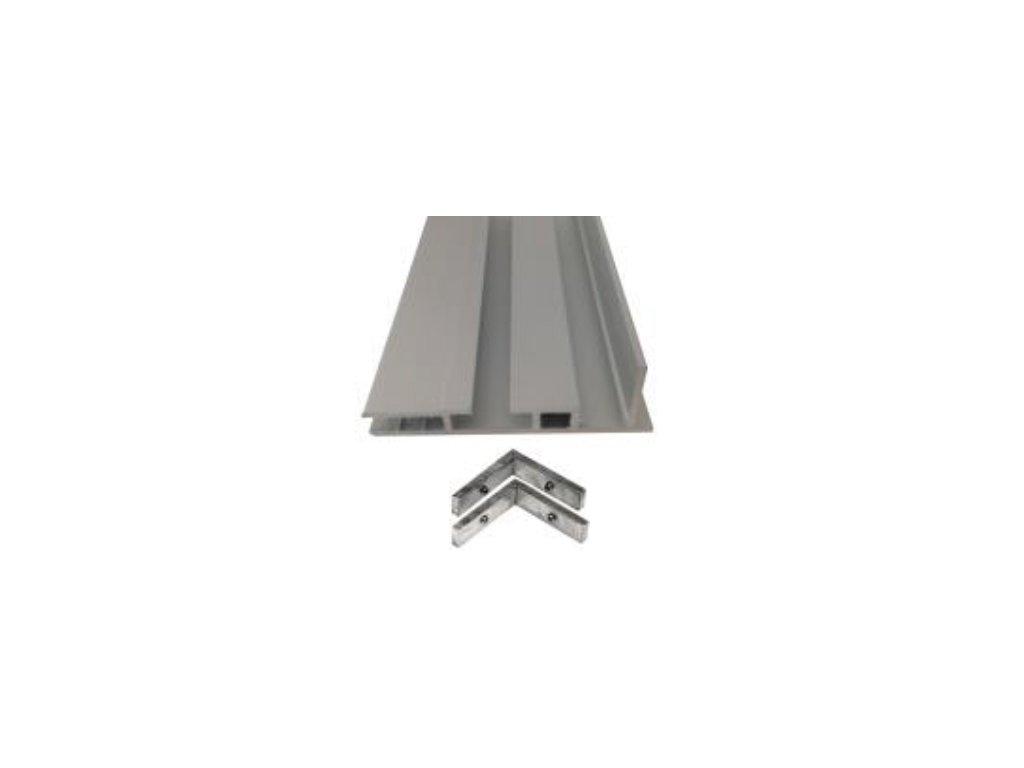 2805055 signtech hlinikovy profil textil lightbox 55x20mm