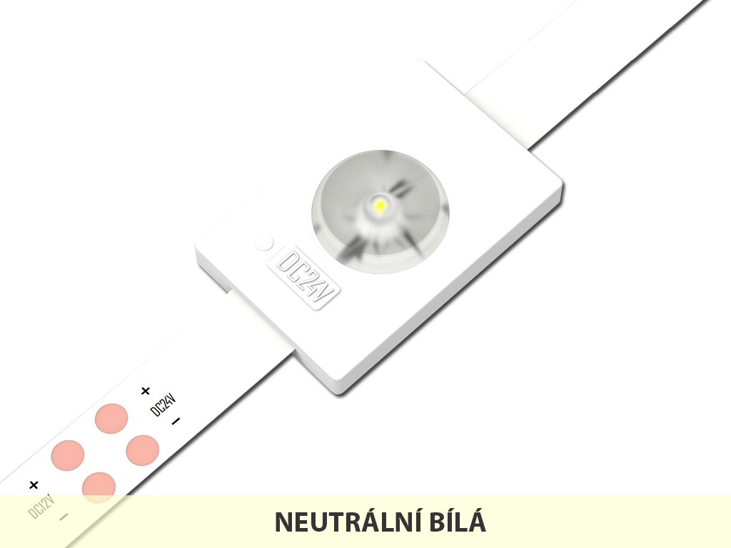 SLIM LED flexible 02 | 0,72W | 170° | 4.000K | 24V