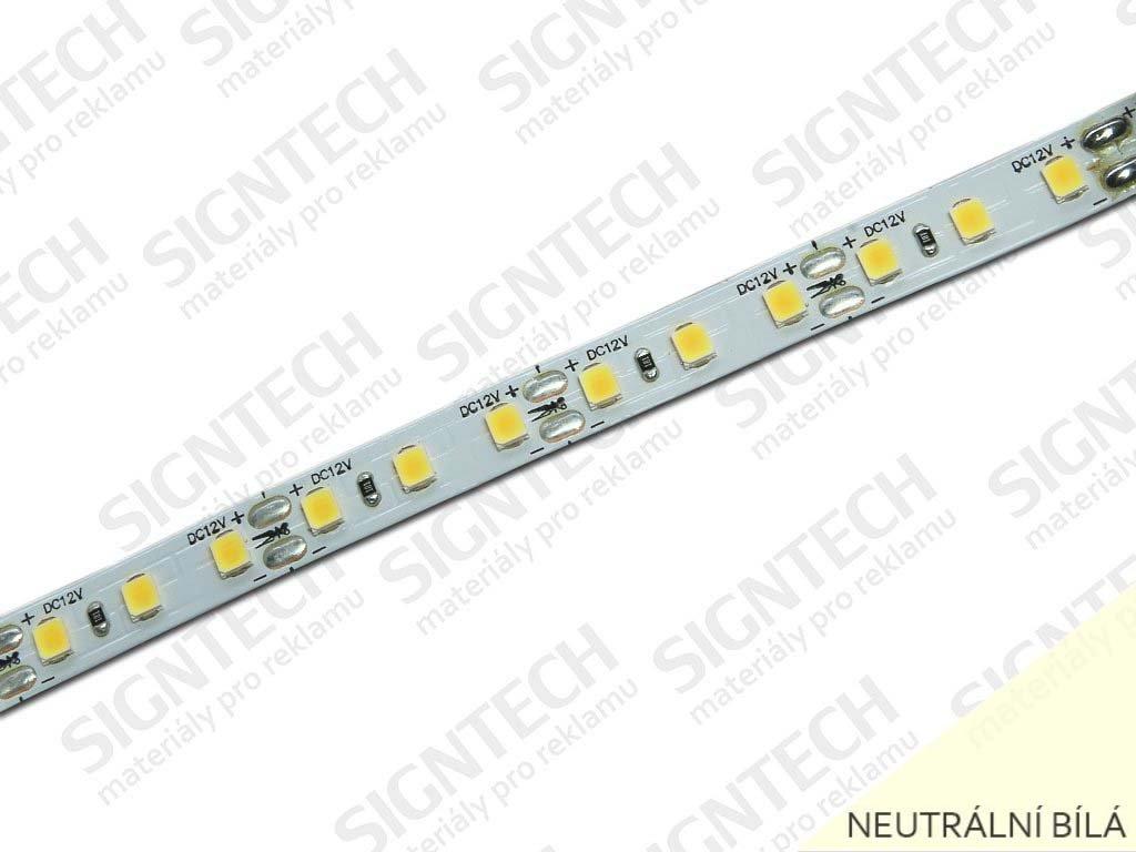 SIGN LED pásek 8 mm | 8.64 W | 120x2835 | 4.000K | IP20