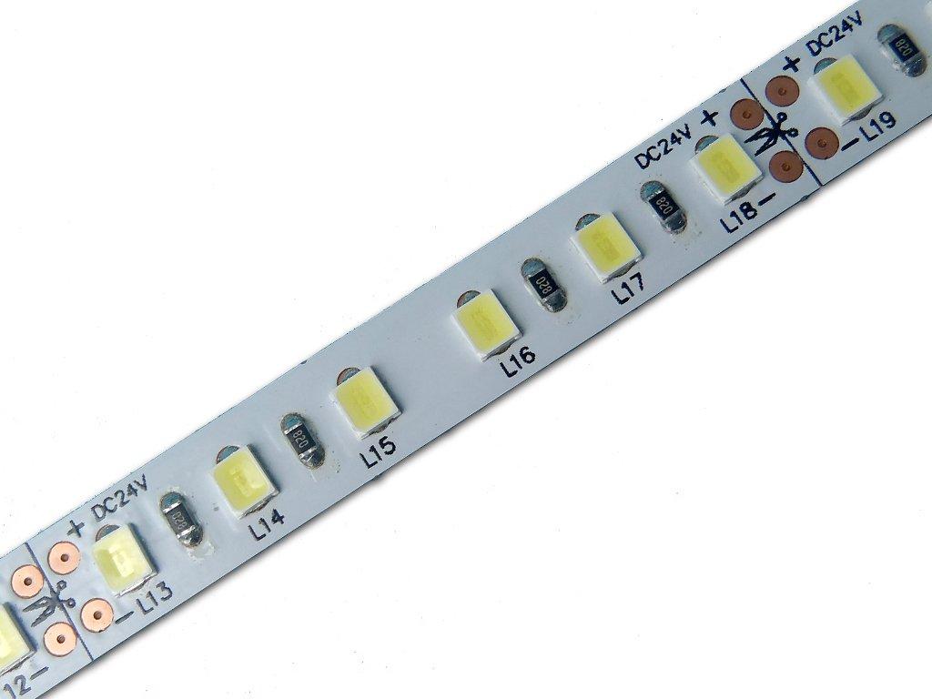ECO LED pásek 8 mm   120x2835   9,6 W   24VDC  6.500K