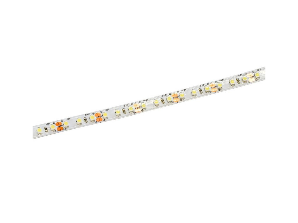 ECO LED pásek 8 mm | 9,6 W | 120x3528 | 12VDC | IP33 | 6.500K