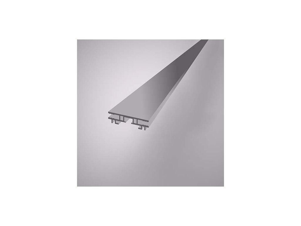 TX PROFIL | 60x18 mm | oboustranný | elox