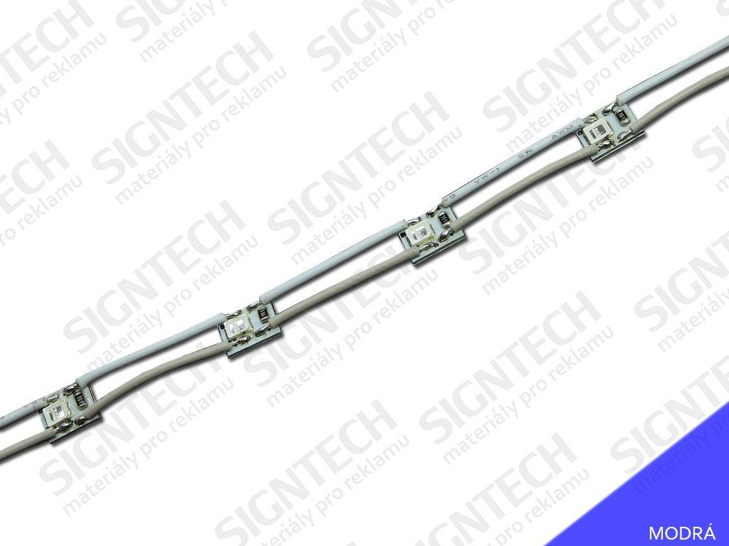 MICRO LED modul 01   0,3 W   120°   modrá
