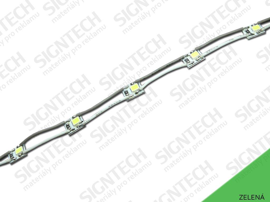 MICRO LED modul 01 | 0,3 W | 120° | zelená