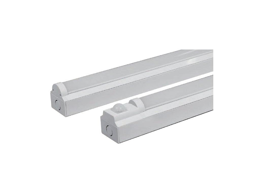 Linear light 1 T8 slim batten