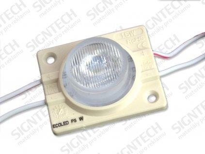 ECO AL modul side LED   1,5W   12x56°   6.500K