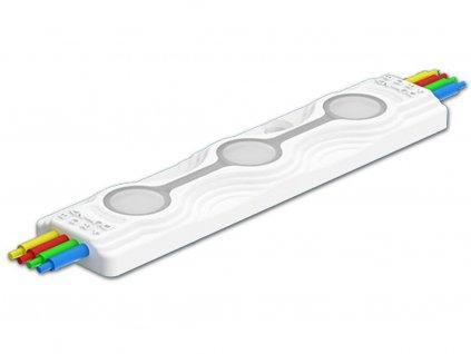 ECO modul 3LED | 0,72 W | 120° | RGB