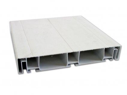 PVC PROFIL   bílý