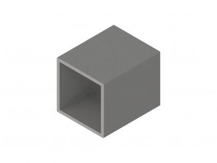 2807709 signtech hlinikovy profil ctvercovy nextline system25 n120a elox