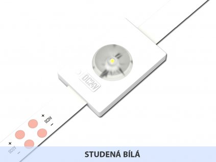 SLIM LED flexible 02 | 0,72W | 170° | 6.000K | 24V