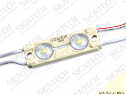 ECO AL modul 2LED | 0,48 W | 160° | IP67 | 4.000K