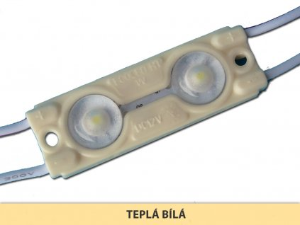 ECO AL modul 2LED | 0,48 W | 160° | IP67 | 3.000K