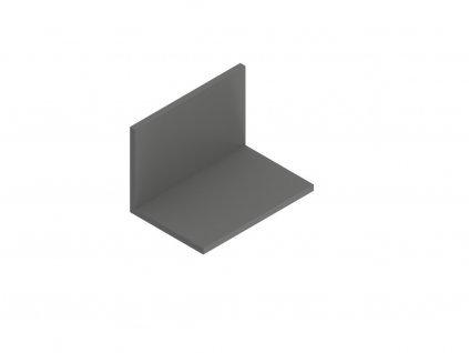 IT AL PROFIL rámeček | 20x20x1,5 | 6m | přírodní