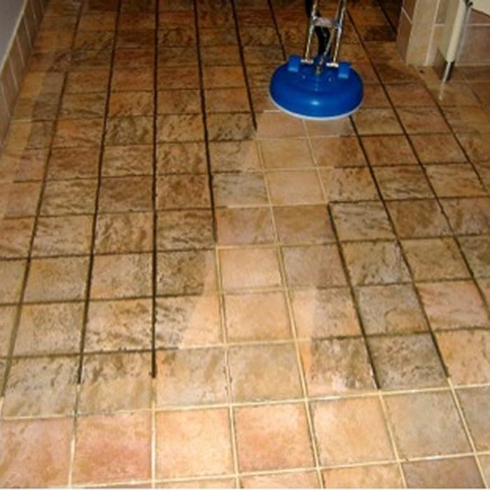 Odmašťování povrchů a podlah