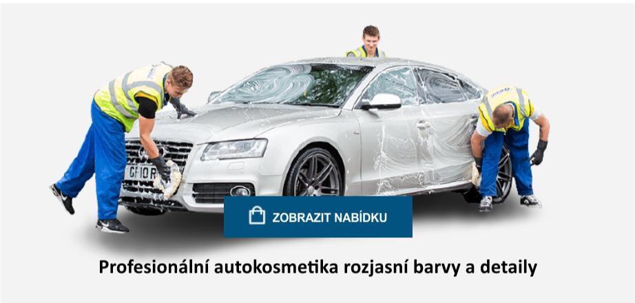 Profesionální autokosmetika - Sigra čistící technika Praha