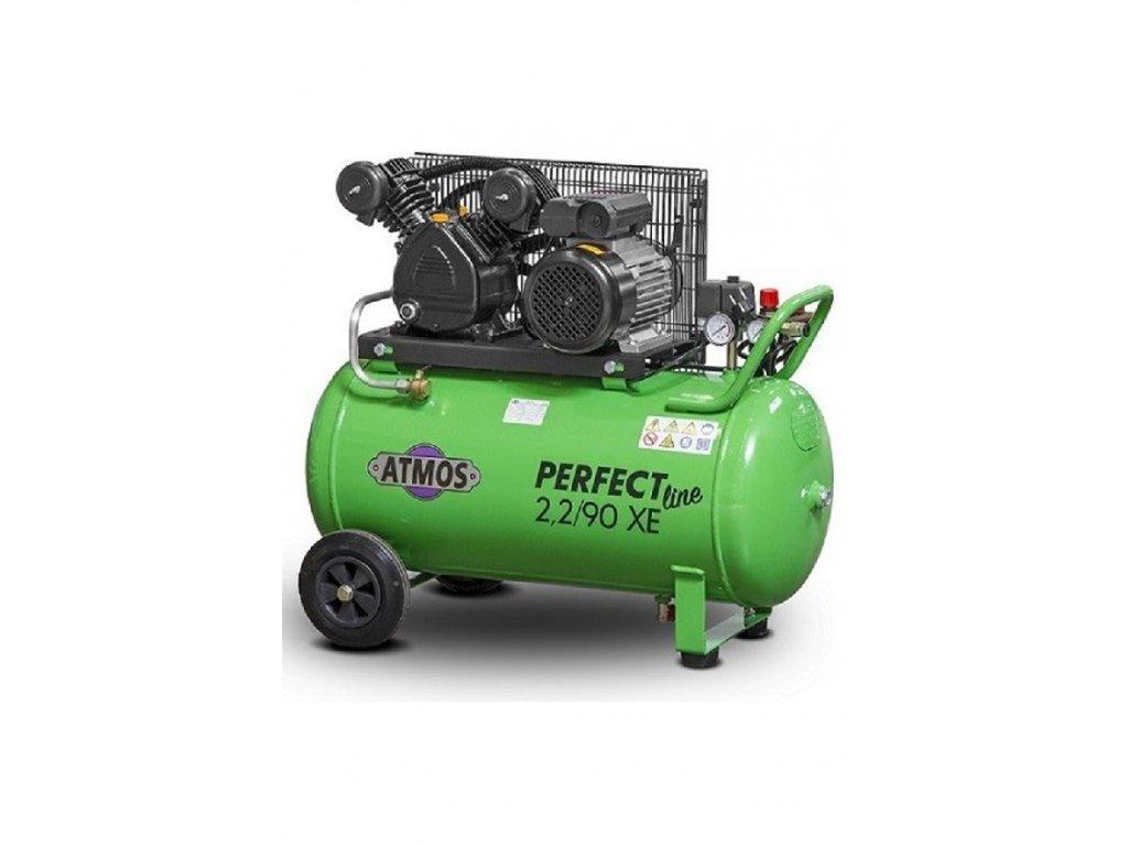 pístový kompresor perfect line PL2.2 90xe