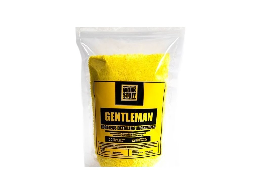 WORK STUFF gentleman 40X40 500g