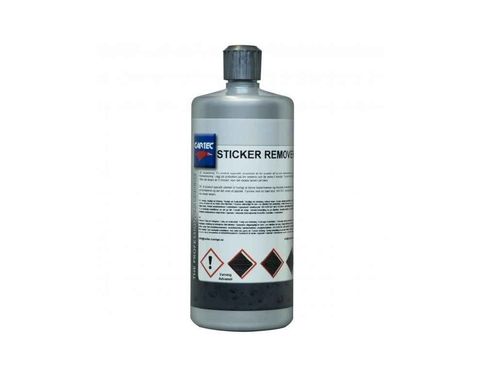 Cartec Sticker Remover 1 L
