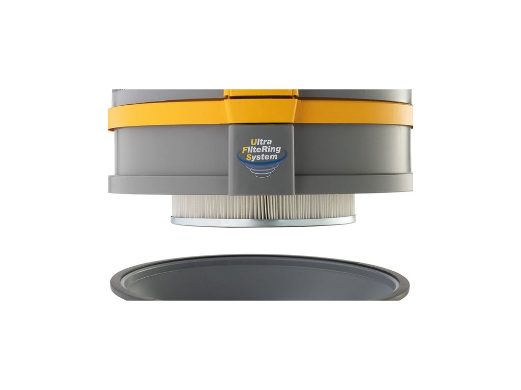 Kazetový filtr PFTE třída M