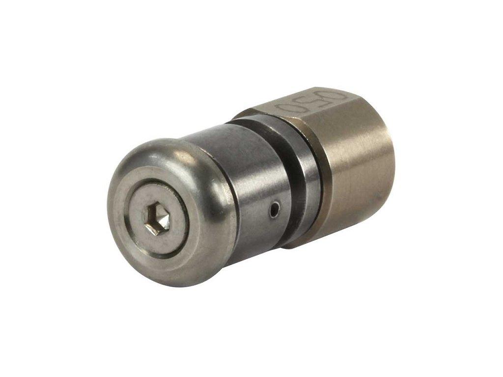 Rotační tryska na čistění potrubí 1.8 IG 500bar 12mm