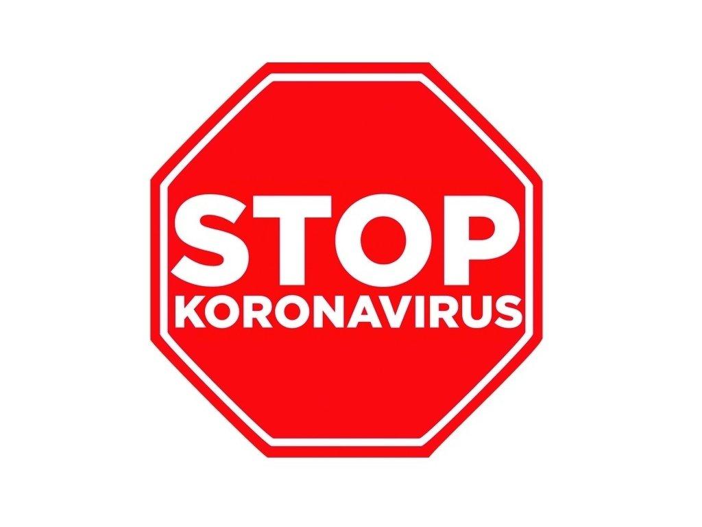 STOP KORONAVIRUS