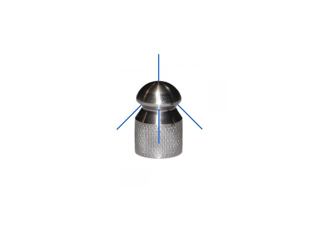INOX kanalizační tryska 1.4 IG 31
