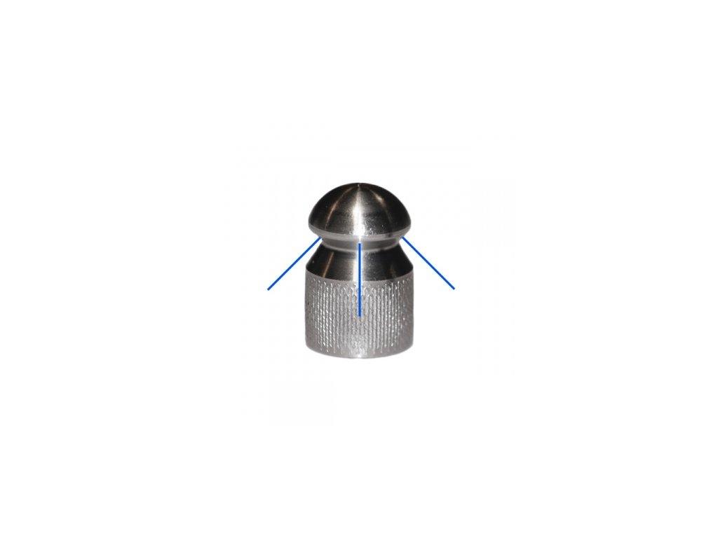 INOX kanalizační tryska 1.4 IG 30