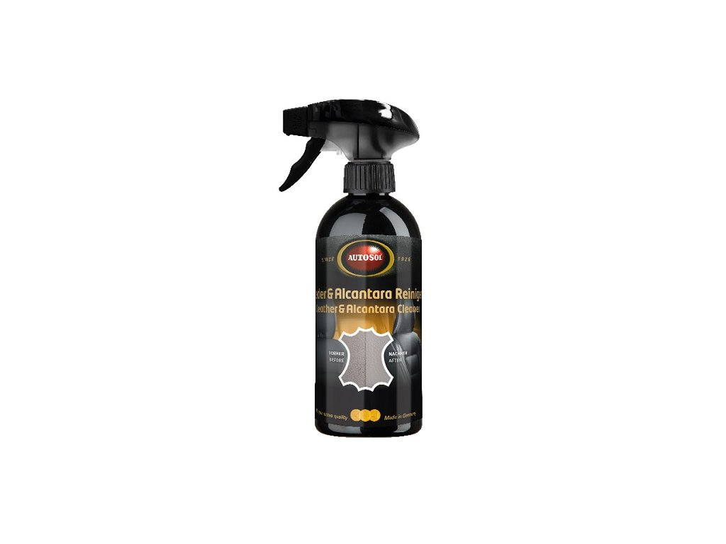 Autosol Leather and Alcantara Cleaner 500 ml