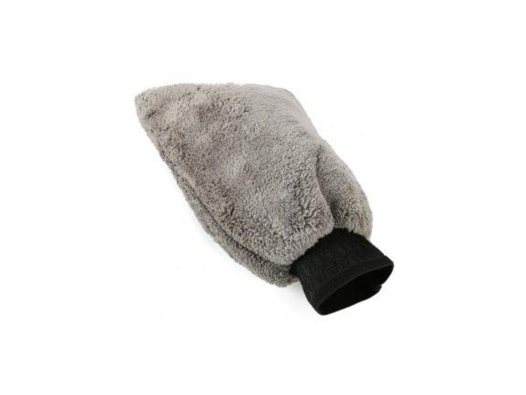 CARTEC Deluxe Soft Wash Mitt jemná mikrovláknová mycí rukavice