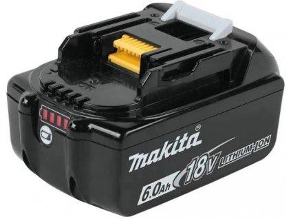 Makita baterie 18V 6Ah akumulátor Li ion BL1860B 18V 6Ah SIGRA