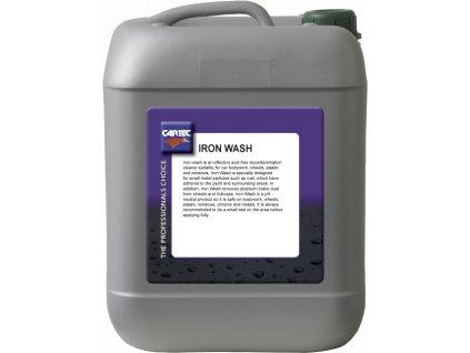 cartec iron wash cartec iron wash 10l 3