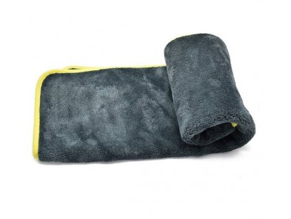WORK STUFF BEAST DRYING TOWEL 1100 GSM 50X70 žlutý okraj 1